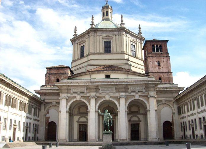 Milano San Lorenzo Maggiore