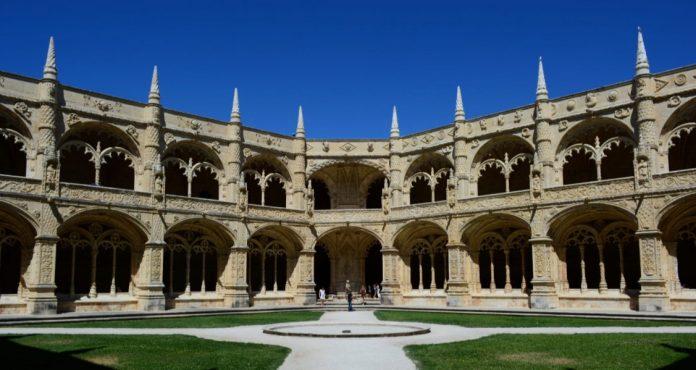 Monastero dos Jeronimos Lisbona luoghi di interesse
