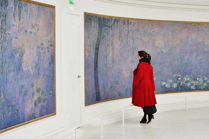 Parigi Museo de l'Orangerie Monet