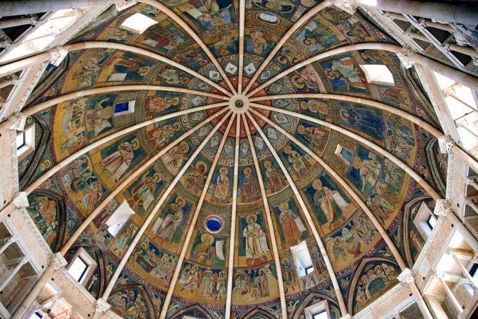 Parma Duomo Navate