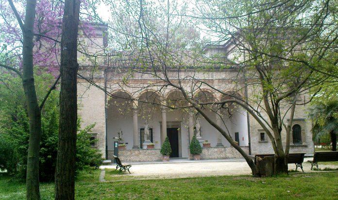 Parma Palazzo Sanvitale