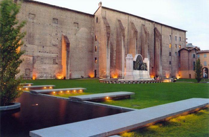Parma Palazzo della Pillotta