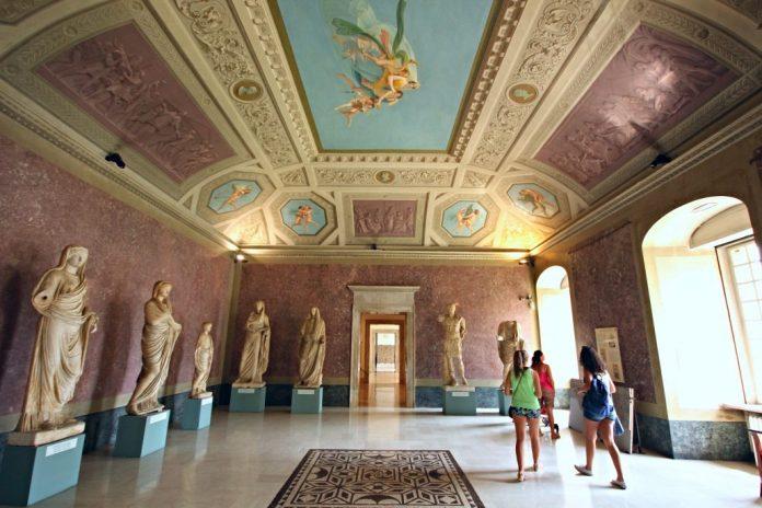 Parma Museo Archeologico Nazionale
