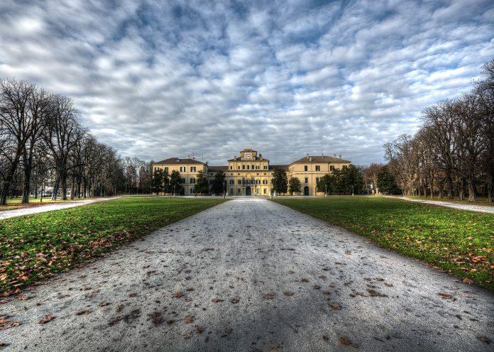 Parma Palazzo del Giardino