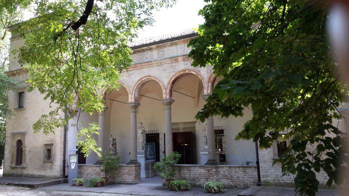 Parma Palazzetto Eucherio Sanvitale