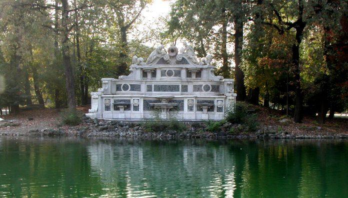 Parma Fontana del Trianon