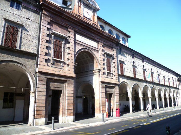 Parma L'ospedale Vecchio