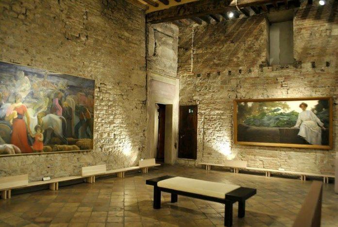 Parma Pinacoteca Stuard