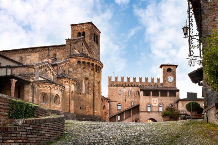 Parma Palazzo del Podestà