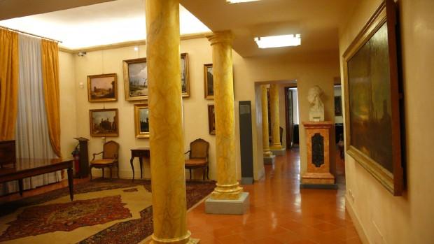 Parma Palazzo Bossi Bocchi