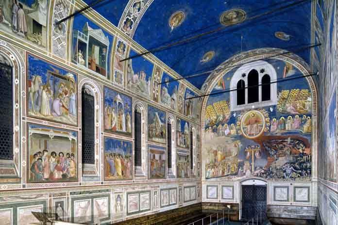 Padova Cappella Scrovegni
