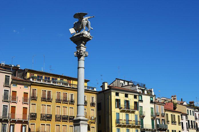 Padova Colonna Marciana
