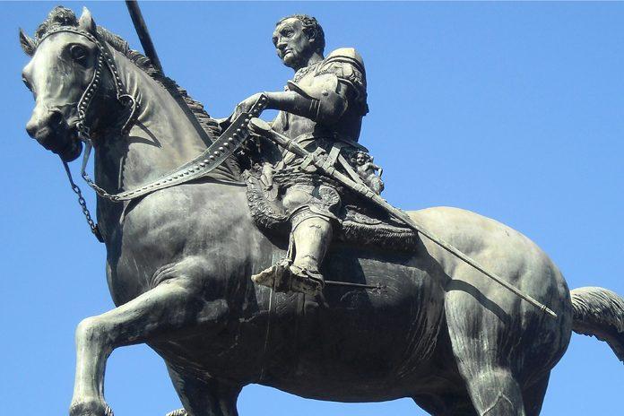 Padova Monumento Gattamelata