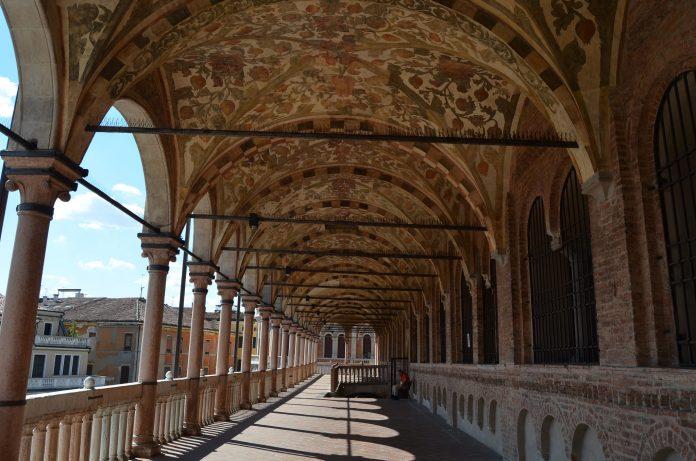 Padova Palazzo del Bo Università