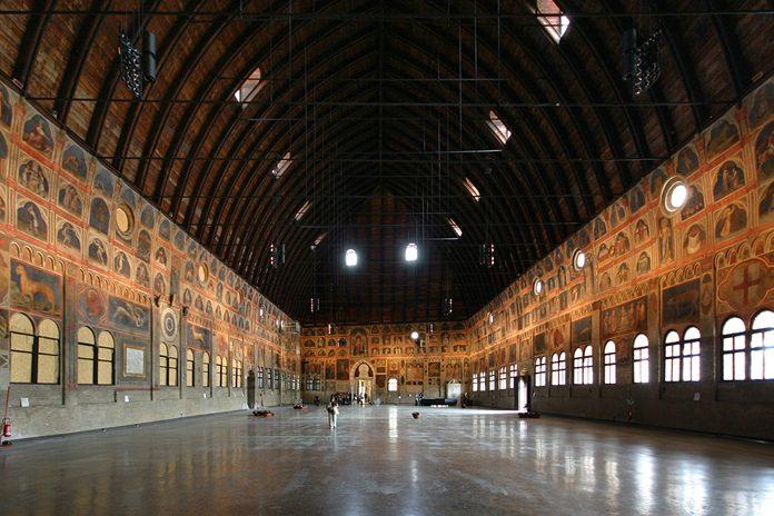 Padova Palazzo della Ragione