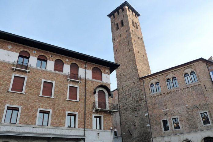 Padova Torre degli Anziani