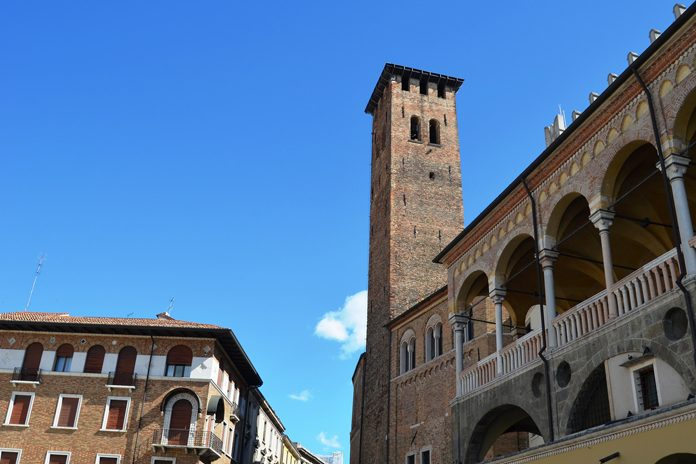 Padova Veduta Centro