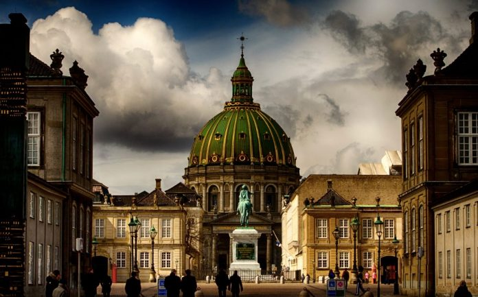 Palazzo Amalienborg cose da visitare a Copenaghen