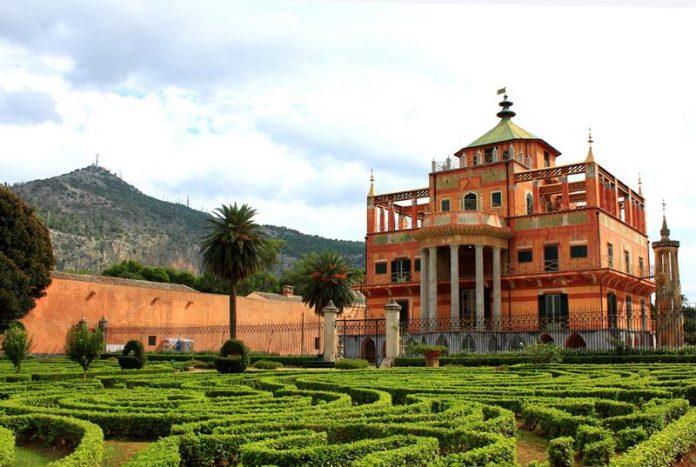 Palazzo cinese Palermo cosa visitare