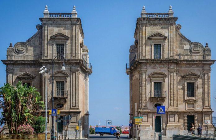 Luoghi di interesse a Palermo porta felice