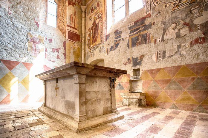 Perugia 46 San Bevignate Altare