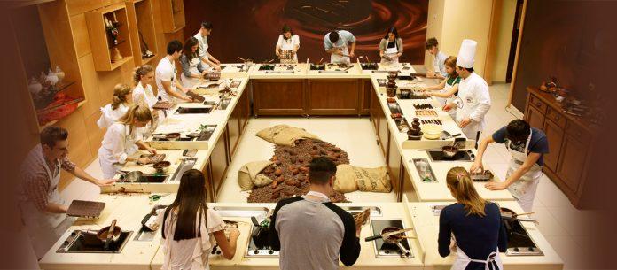 Perugia Scuola Cioccolato