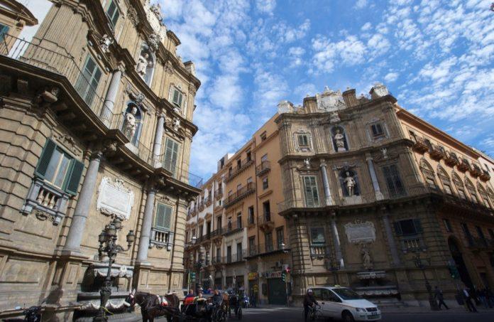 4 canti Palermo luoghi di interesse