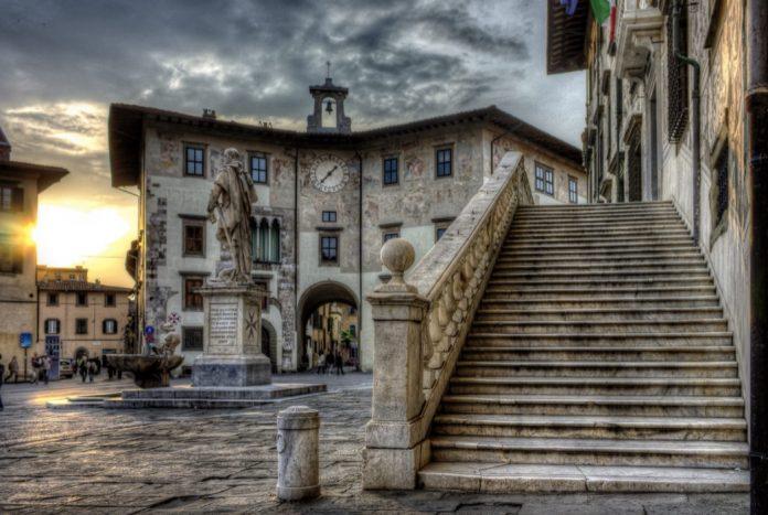 Piazza dei cavalieri Pisa cose da vedere
