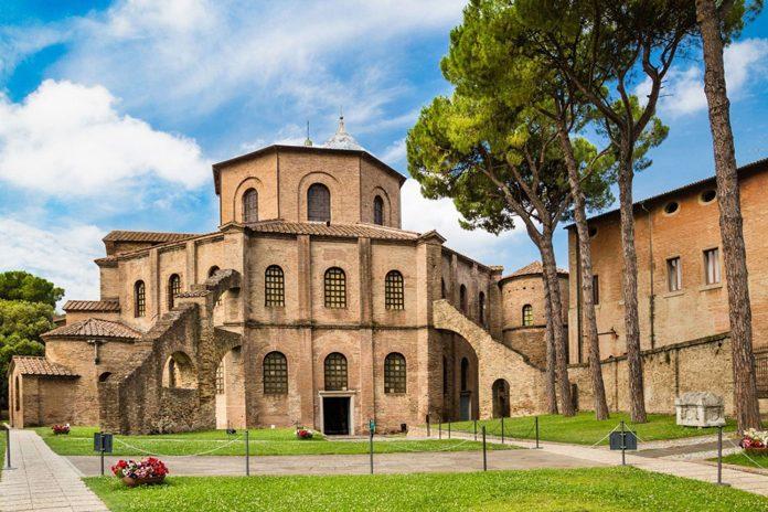 Ravenna Basilica San Vitale