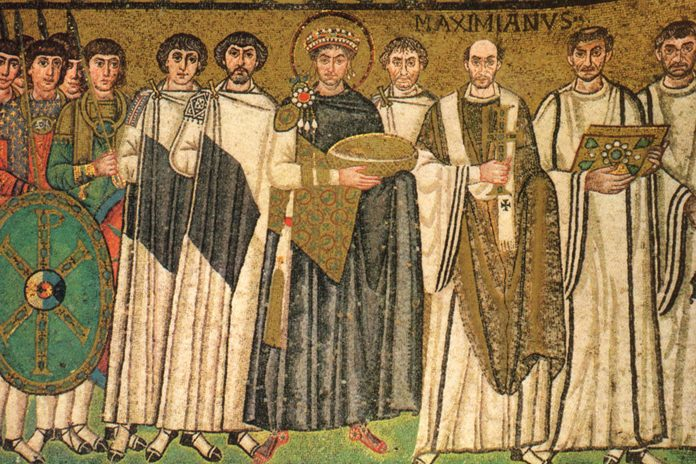 Basilica di San Vitale Giustiniano