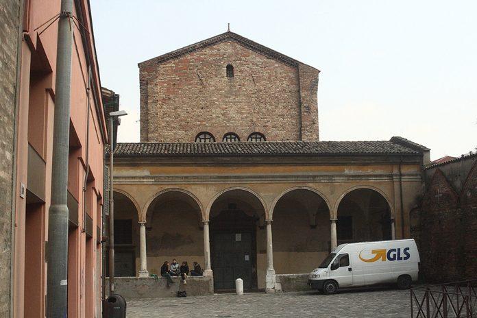 Ravenna Chiesa Spirito Santo