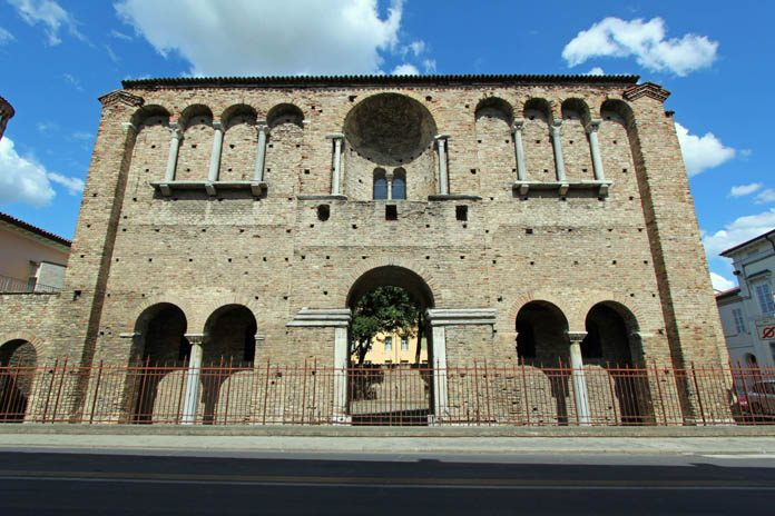 Ravenna Palazzo di Teodorico