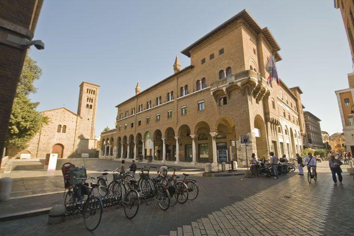 Ravenna Piazza San Francesco