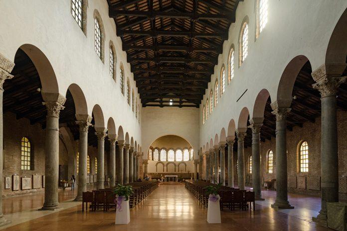 Ravenna San Giovanni Evangelista