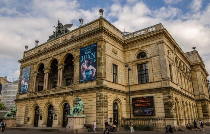 Royal Danish Theatre Copenaghen cosa vedere