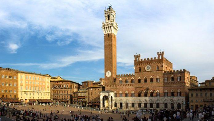 Siena Torre del Mangia
