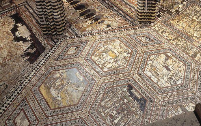 Siena Pavimento Duomo