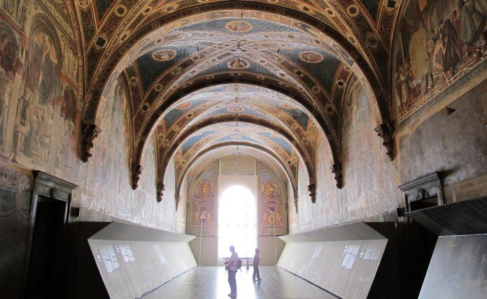 Siena Santa Maria della Scala
