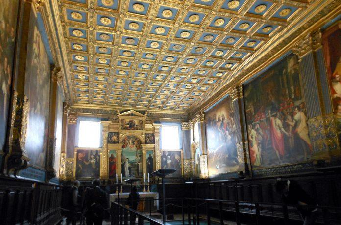 Siena Casa Santuario S. Caterina