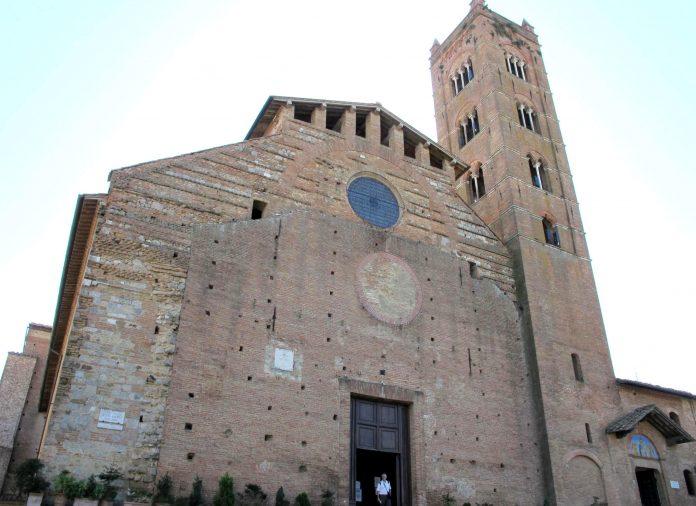 Siena Santa Maria dei Servi
