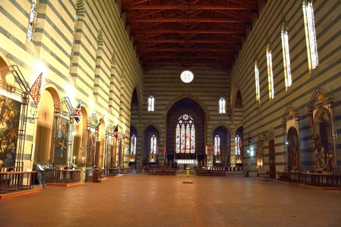 Siena Particole San Francesco