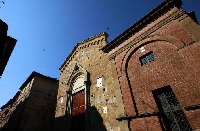 Siena San Pietro alla Magione