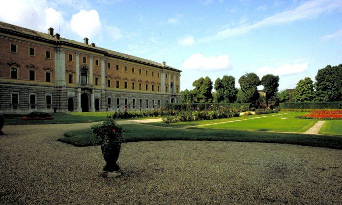 Torino Giardini Reali