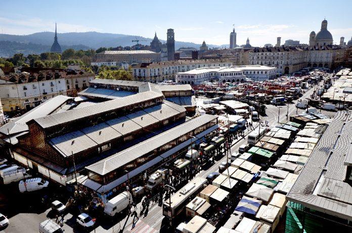 Torino Mercato Porta Palazzo