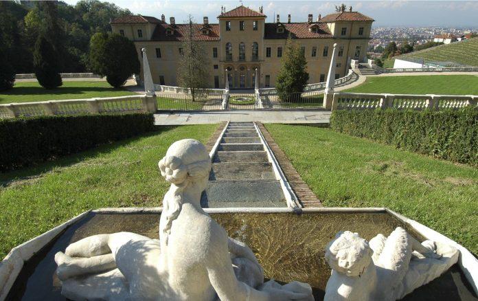 Torino Villa della Regina