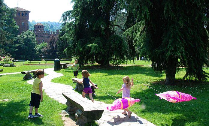 Torino Parco del Valentino
