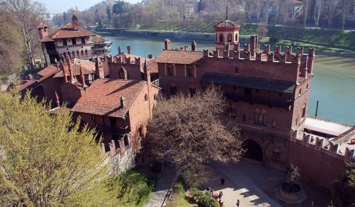 Torino Borgo Medioevale