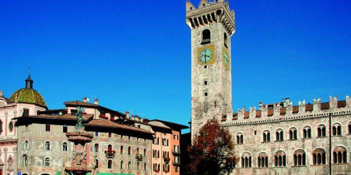 Trento Palazzo Pretorio