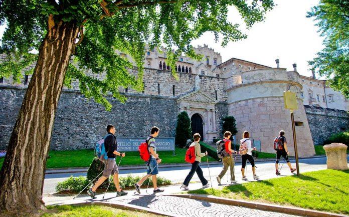 Trento Giornata del Trekking Urbano