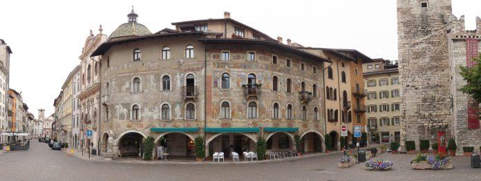 Trento Casa Cazuffi Rella